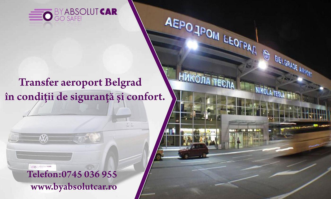 Transfer aeroport Belgrad